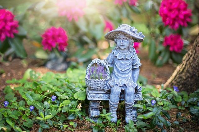 dekorace do zahrady